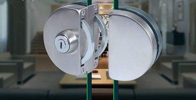 cerraduras para puertas de cristal precios